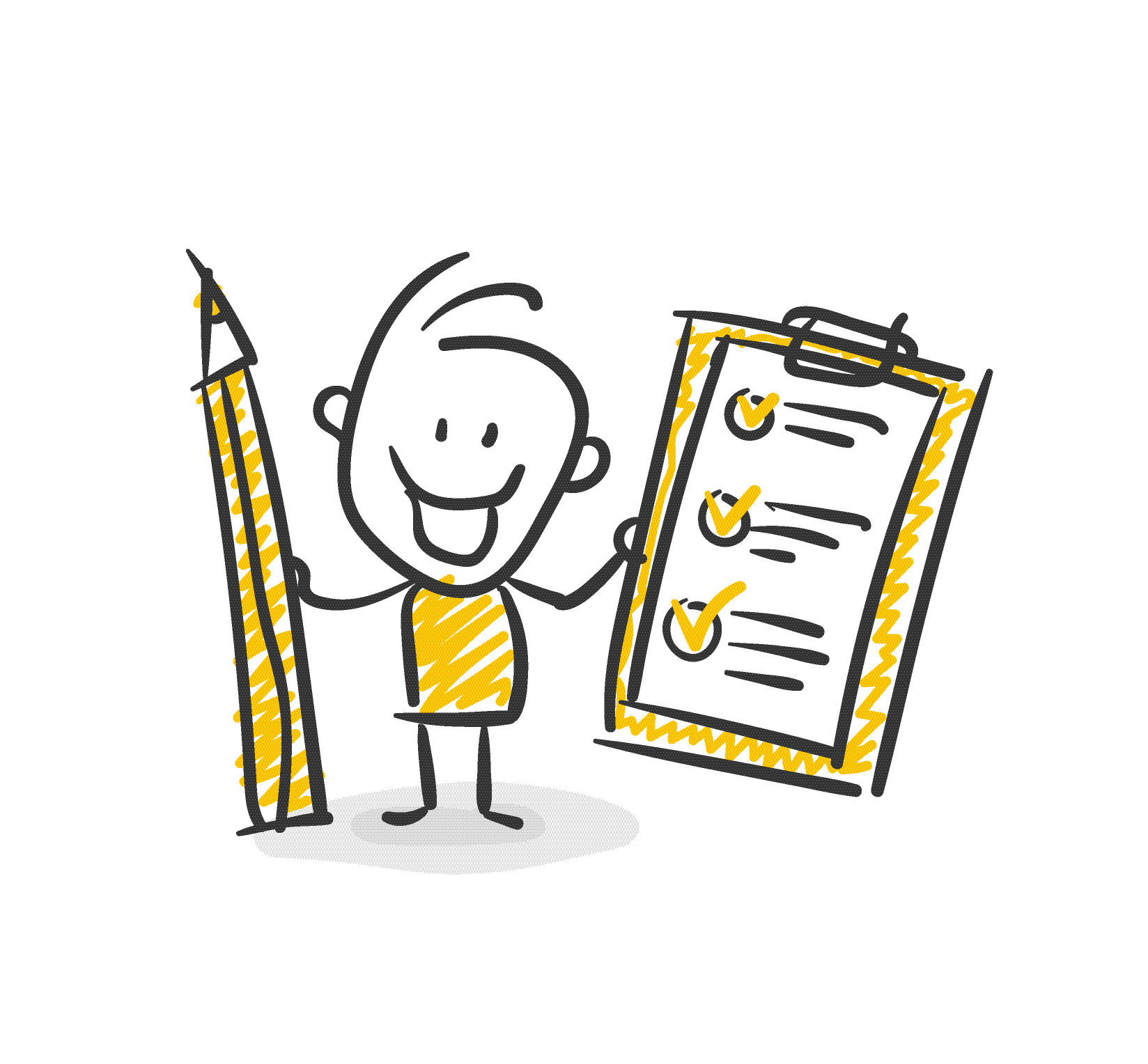 Stick Holds a Trust Administration Checklist