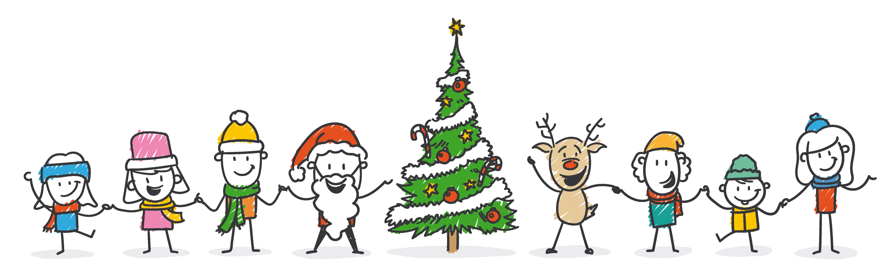 Talk to Your Family About Estate Planning Over the Holidays - XMas Tree